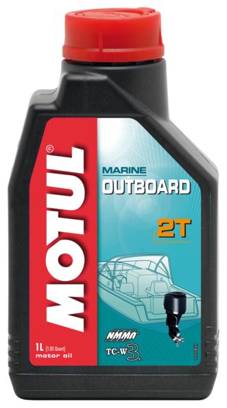 Моторное масло Motul Outboard 2T 1 л — купить по выгодной цене на Яндекс.Маркете