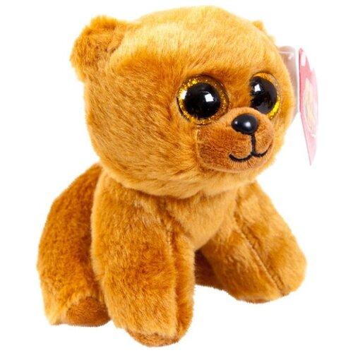 Мягкая игрушка ABtoys Медведь бурый 14 см ABtoys   фото