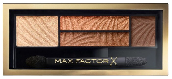 Max Factor Тени для бровей и век Smokey Eye Drama Kit
