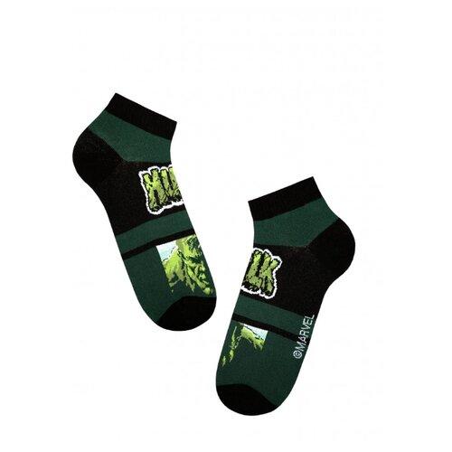 Носки Diwari Marvel 17С-141СПМ 063, размер 25, темно-зеленый