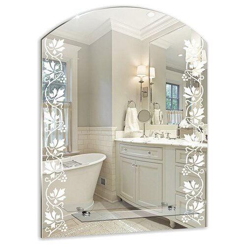 Зеркало Mixline Купидон 525458 53.5x67 см без рамы