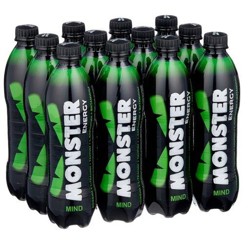 Энергетический напиток Monster Energy Mind, 0.5 л, 12 шт.