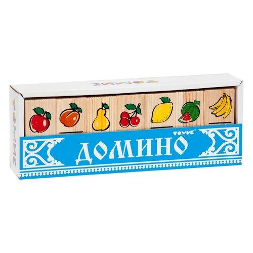 Настольная игра Томик Домино Фрукты-ягоды
