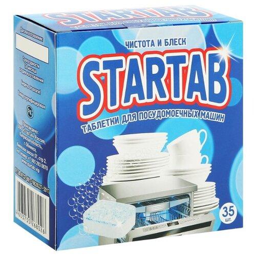Startab таблетки для посудомоечной машины, 35 шт.