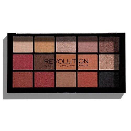 REVOLUTION Палетка теней Reloaded Palette Iconic Vitality