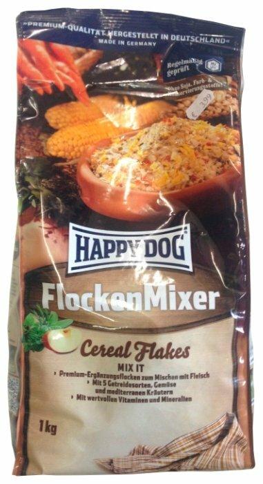 Корм для собак Happy Dog Flakes Flocken Mixer 1 кг