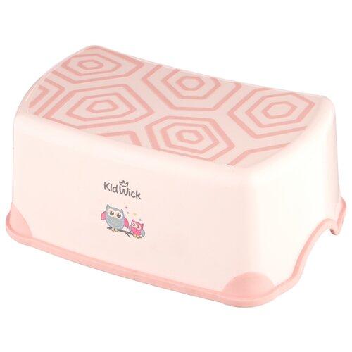 Купить Подставка для ног Kidwick Черепаха розовый/темно-розовый, Сиденья, подставки, горки
