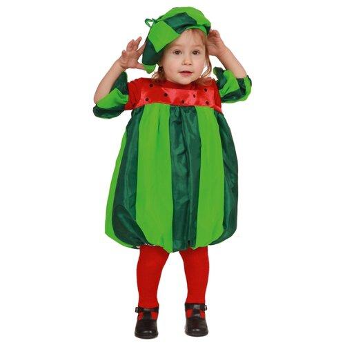 Купить Костюм Вестифика Арбузик (106 001), зелeный, размер 116-122, Карнавальные костюмы