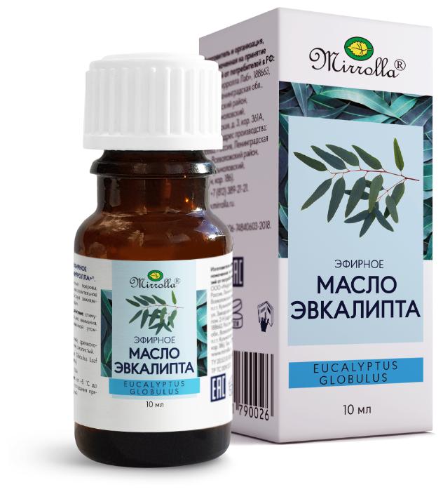 Mirrolla эфирное масло Эвкалипт