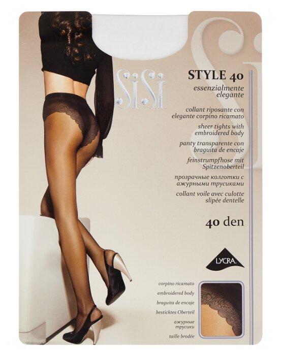 Колготки Sisi Style 40 den