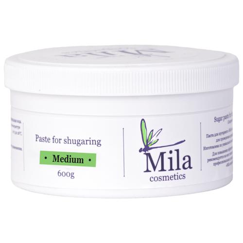 Паста для шугаринга Mila Cosmetics Medium 600 г