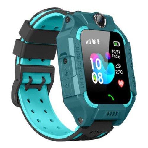 Умные часы Smart Baby Watch Q19 / RW02, зеленый умные часы smart watch w8