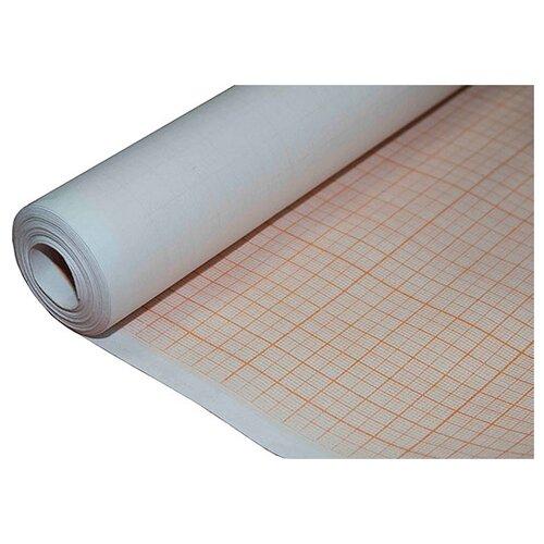 Купить Бумага масштабно-координатная в рулоне 878 ммх10 м, КТС-ПРО, Бумага для рисования