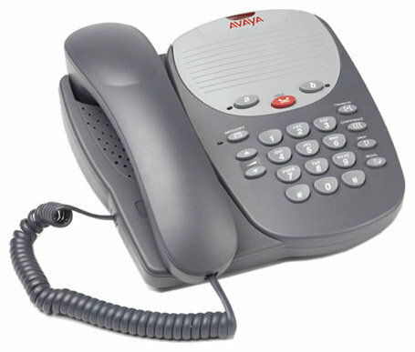 VoIP-телефон Avaya 5601