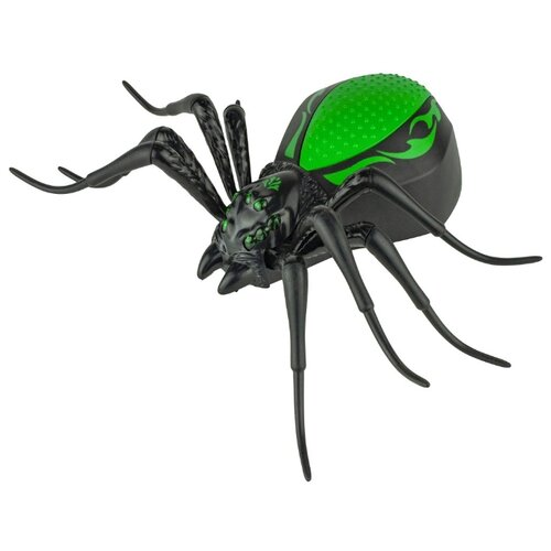 Купить Робот 1 TOY Robo Life Робо-паук черно-зеленый, Роботы и трансформеры