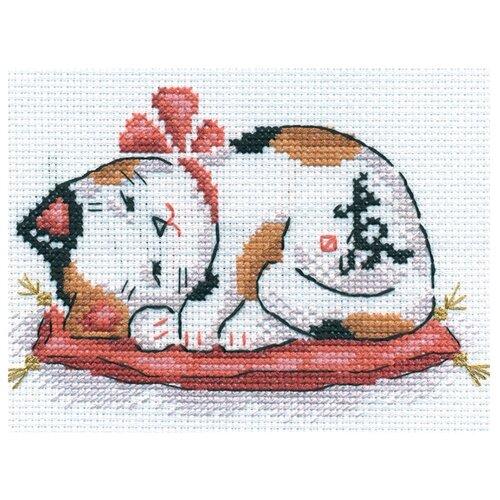 Купить PANNA Набор для вышивания Благополучие в доме 16 x 11 см (И-0593), Наборы для вышивания