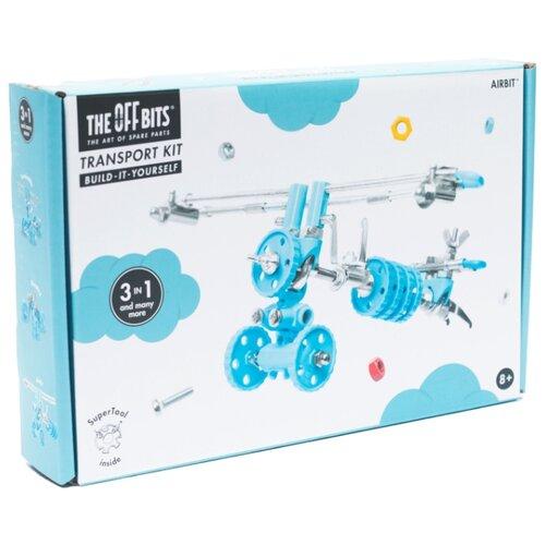 Купить Винтовой конструктор The Offbits Transportation Kit HC0001 AirBit, Конструкторы