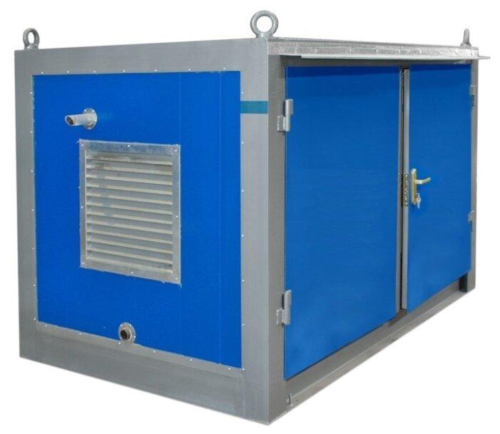 Дизельный генератор Вепрь АДА 20-Т400 РЛ в контейнере с АВР (16000 Вт)