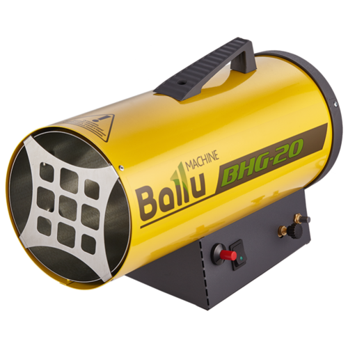 Газовая тепловая пушка Ballu BHG-20 (17 кВт) газовая тепловая пушка ballu bhg 20 газовый