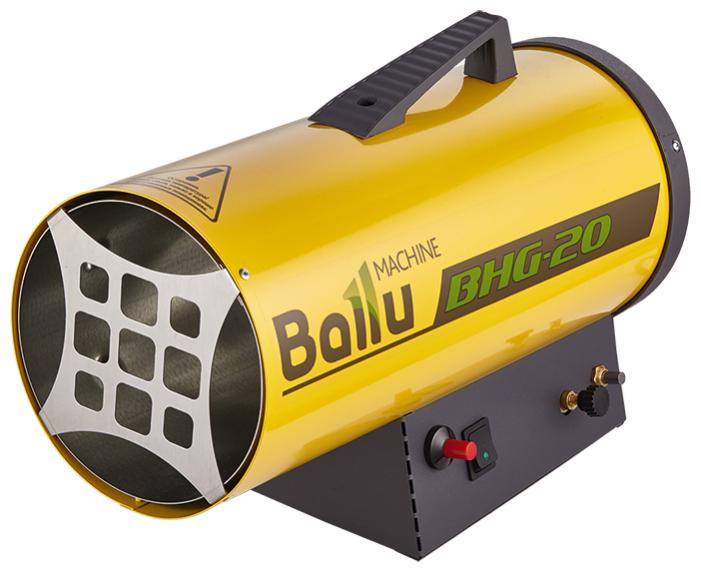 Газовая тепловая пушка Ballu BHG-20 (17 кВт)