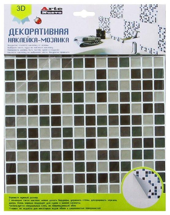 Декоративная наклейка-мозаика, арт. FYO-М-1002