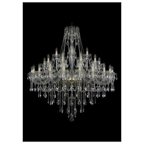 Фото - Люстра Bohemia Ivele Crystal 1415 1415/20+10+5/460/G, E14, 1400 Вт люстра bohemia ivele crystal 1415 1415 20 10 5 400 xl 180 3d g e14 1400 вт