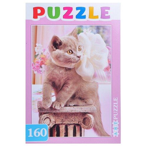 Купить Пазл Рыжий кот Artpuzzle Британский котенок (ПА-4571), 160 дет., Пазлы