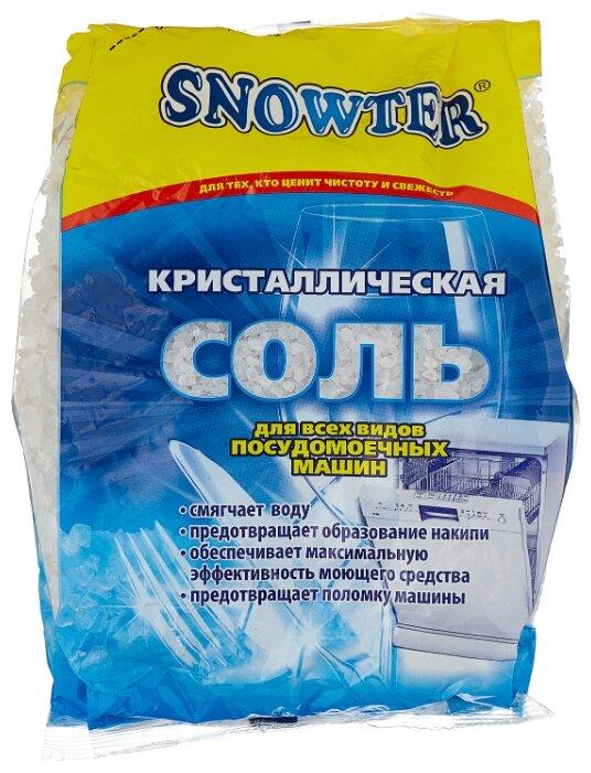 Snowter кристаллическая соль 1,5 кг