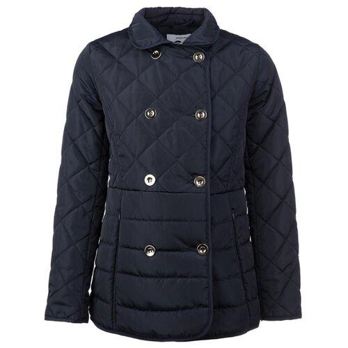 Куртка playToday School 2020 22021005 размер 128, темно-синий куртка playtoday 393022 размер 128 темно синий