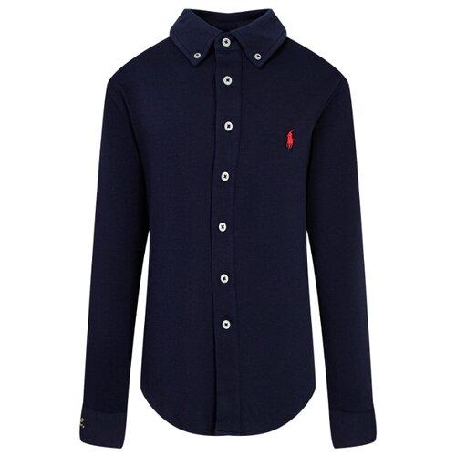 Рубашка Ralph Lauren размер 128, синий