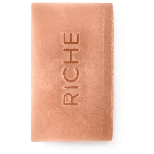 Мыло кусковое RICHE Натуральное с красной глиной, 130 г