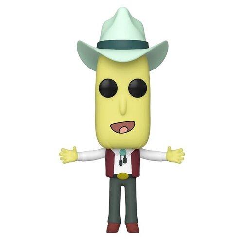 Купить Фигурка Funko POP! Rick & Morty: Mr. Poopy Butthole Auctioneer 45439, Игровые наборы и фигурки