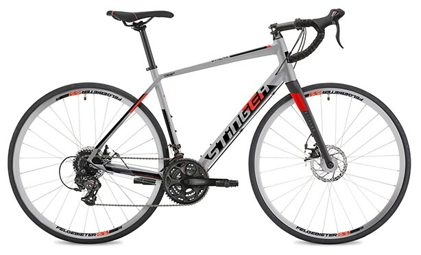 Шоссейный велосипед Stinger Stream STD 28 (2019)