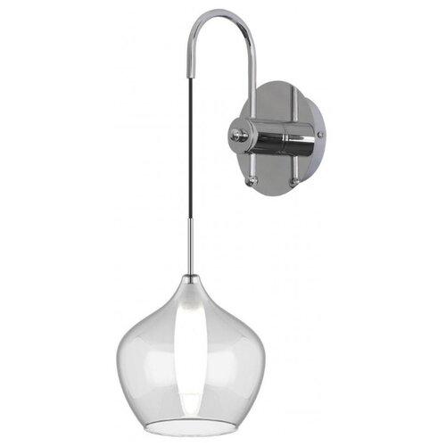 Настенный светильник Lightstar Pentola 803541, 25 Вт бра pentola 803847