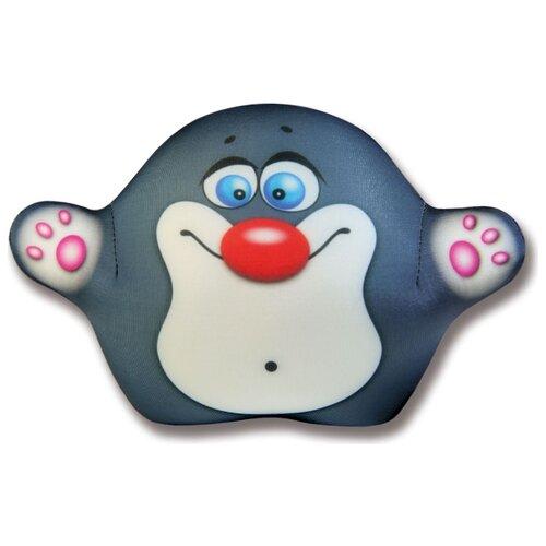 Игрушка для ванной Штучки, к которым тянутся ручки Аква крошки Крот (15аси17ив-5) серый штучки к которым тянутся ручки игрушка для ванной колобашки зайчик