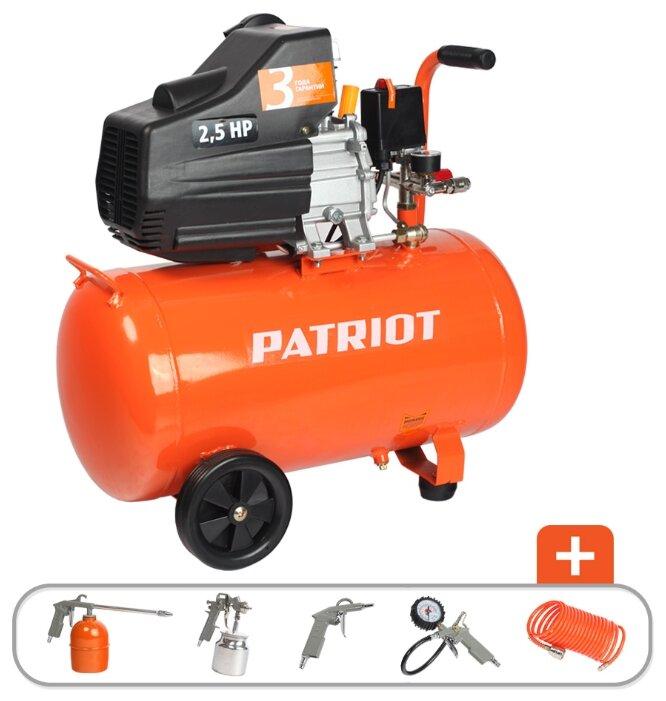 Компрессор PATRIOT EURO 50-260K