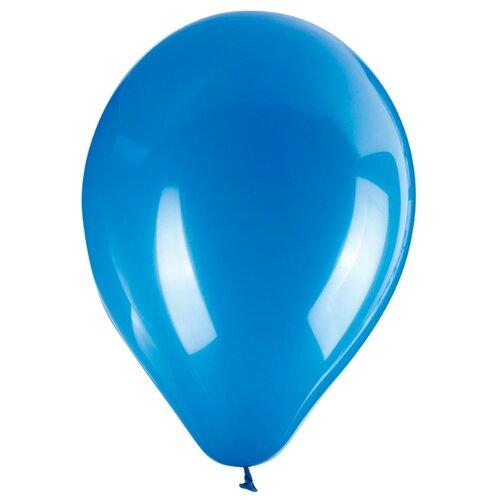 Набор воздушных шаров ZIPPY латекс 30 см (50 шт.) синий