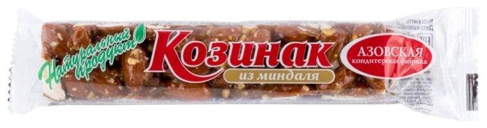 Козинак Азовская кондитерская фабрика из миндаля 60 г