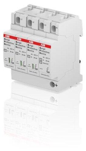 Устройство защиты от перенапряжения для систем энергоснабжения ABB 2CTB803973R1400