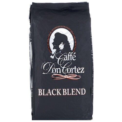 Кофе в зернах Don Cortez Black, арабика/робуста, 1 кг carraro don cortez white кофе в зернах 1 кг