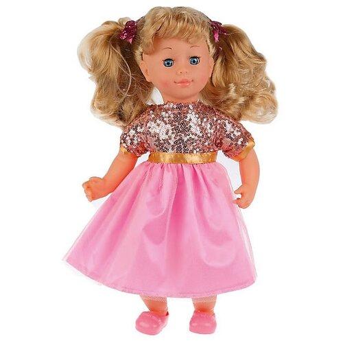 Купить Интерактивная кукла Карапуз Анна, 40 см, POLI-08-ST-VR-RU_19, Куклы и пупсы