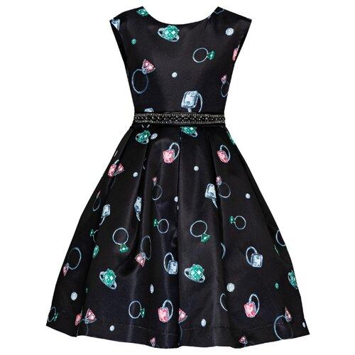 Платье Gulliver размер 164, черный