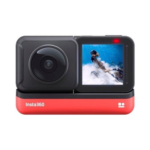 Купить Экшн-камера Insta360 One R черный/красный