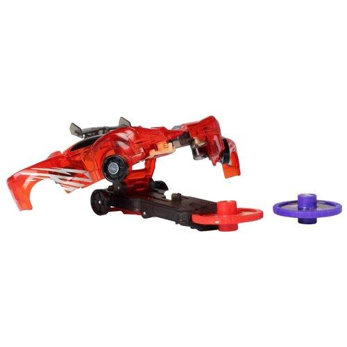 Интерактивная игрушка трансформер РОСМЭН Дикие Скричеры. Линейка 1. Ревадактиль (34818) красный интерактивная игрушка трансформер росмэн дикие скричеры линейка 2 ти реккер 35867