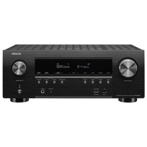 цена на AV-ресивер Denon AVR-S950H black