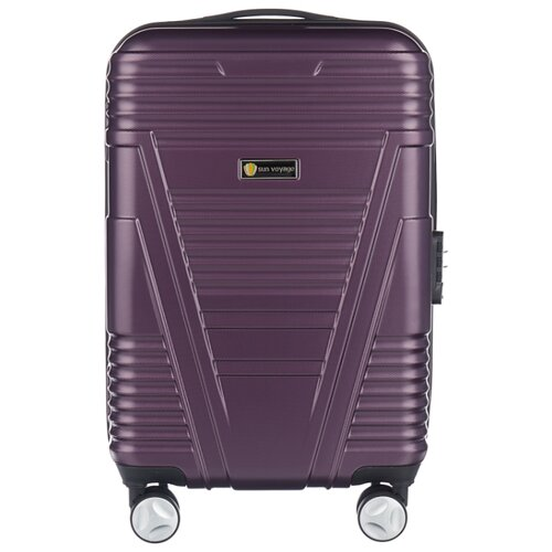 Чемодан Sun Voyage POWER S 42 л, violet блуза voyage