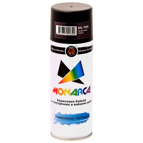 Краска Eastbrand Monarca универсальная RAL 7024 серый графит 520 мл