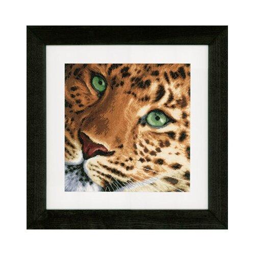 Купить Lanarte Набор для вышивания Leopard 39 x 32 см (PN-0155213), Наборы для вышивания