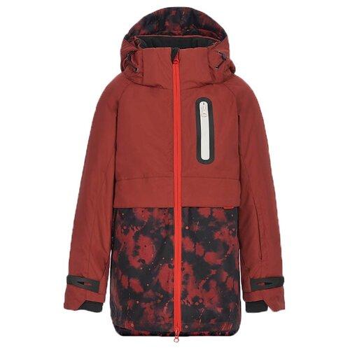 Купить Куртка Oldos размер 170, красный, Куртки и пуховики