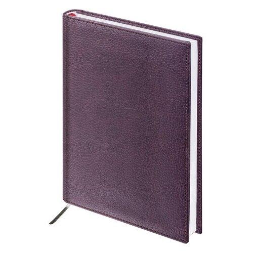 Ежедневник BRAUBERG Favorite недатированный, А5, 160 листов, коричневый ежедневник brauberg imperial а5 160 листов недатированный коричневый